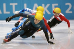 Steven Bradbury Celebrity Speaker Gold Medalist